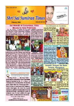Feb09_SriSaiSumiranTimes_English