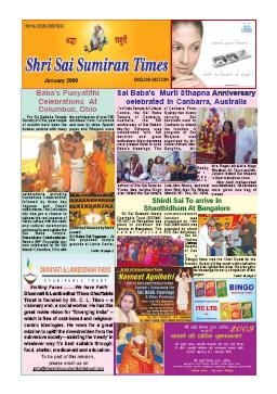 Jan09_SriSaiSumiranTimes_English