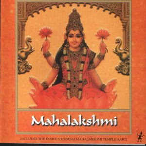 Front Cover Sacred Chants of Maha Lakshmi