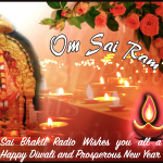 Sai Bhakti Radio Wishes You a Happy Diwali