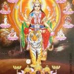 Wish you a very Happy Navratri