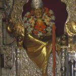 Shri Baba's tallest statue by Devotee Darshana